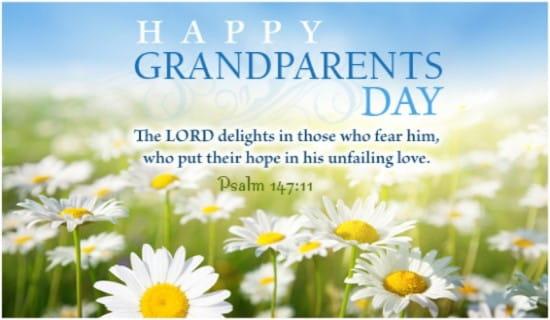 5 Ways to Celebrate Grandparents Day