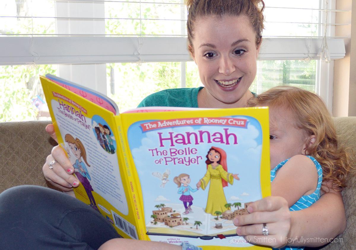 Be Like Hannah, the Belle of Prayer