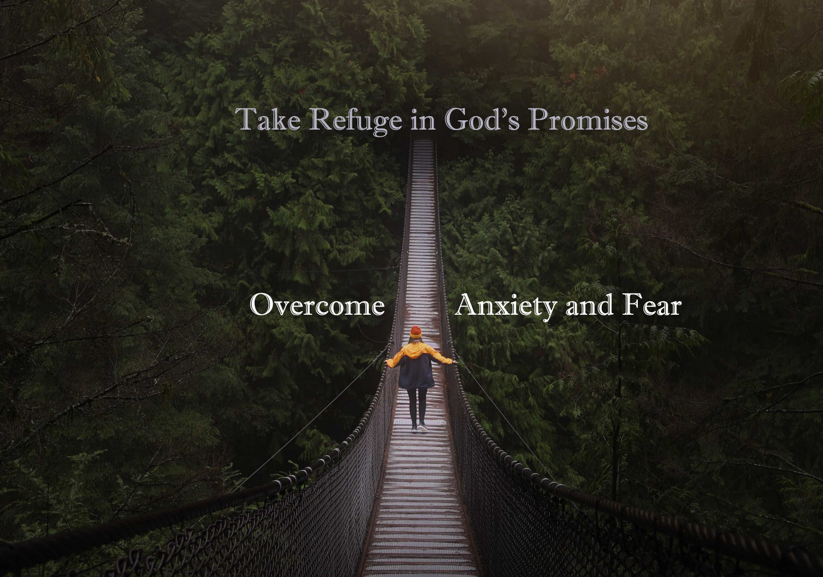 8 Comforting Bible Verses to Ease Anxiety