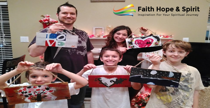 5 Ways To Celebrate Valentine's Day With Family